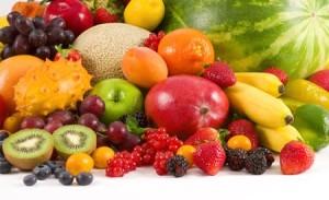 afb. 2 groente en friut
